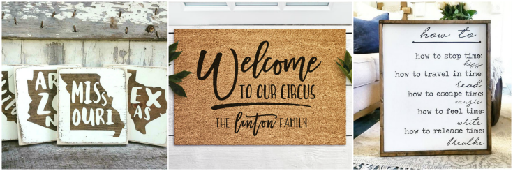 Etsy products from Three Arrows Co